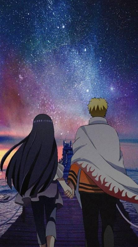 Wallpaper Naruto Dan Hinata Untuk Android Kadadaorg