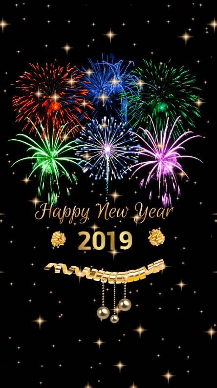 Zedge Wallpaper Happy New Year 2018 Kadada Org