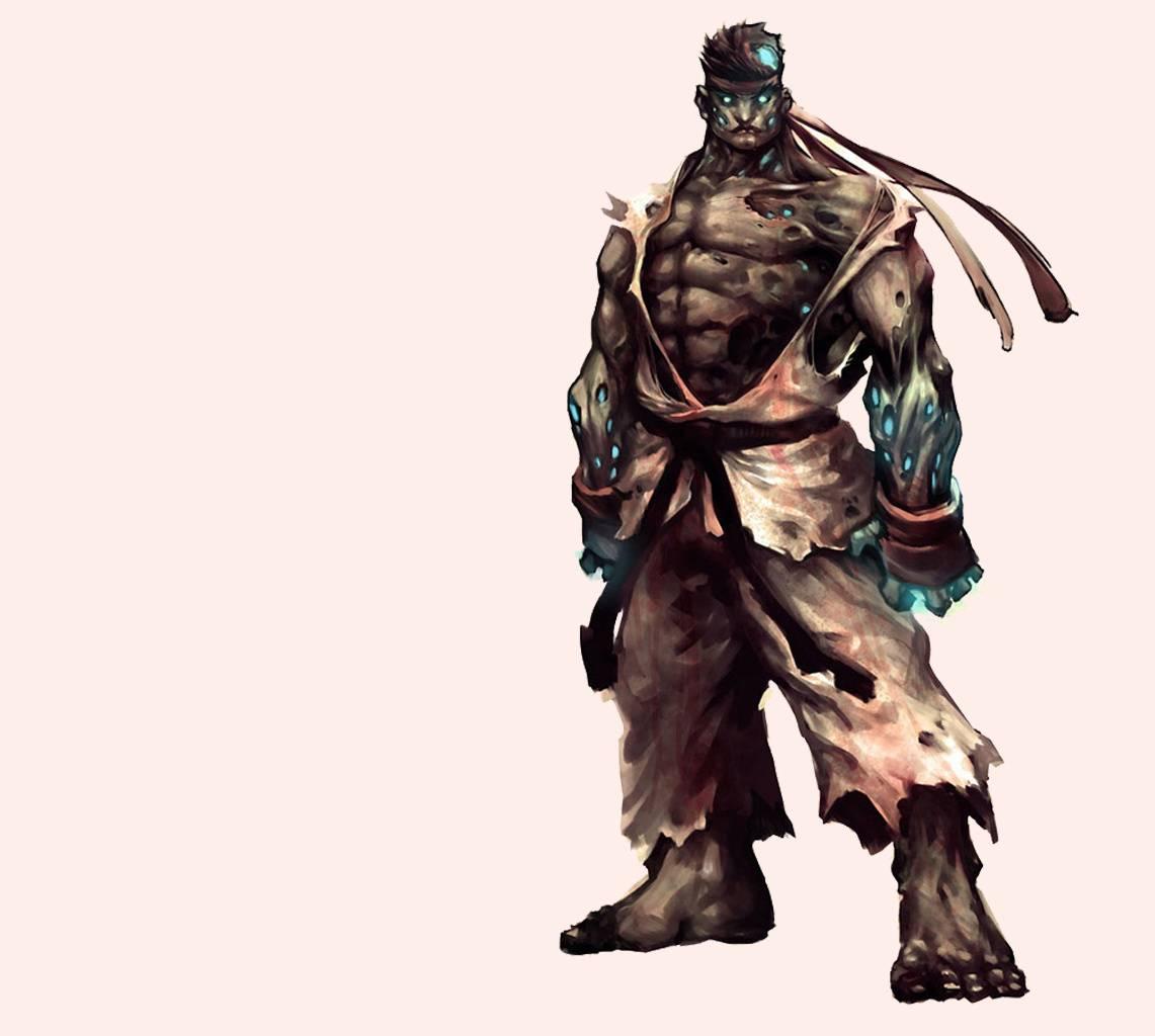 Ryu Zombie
