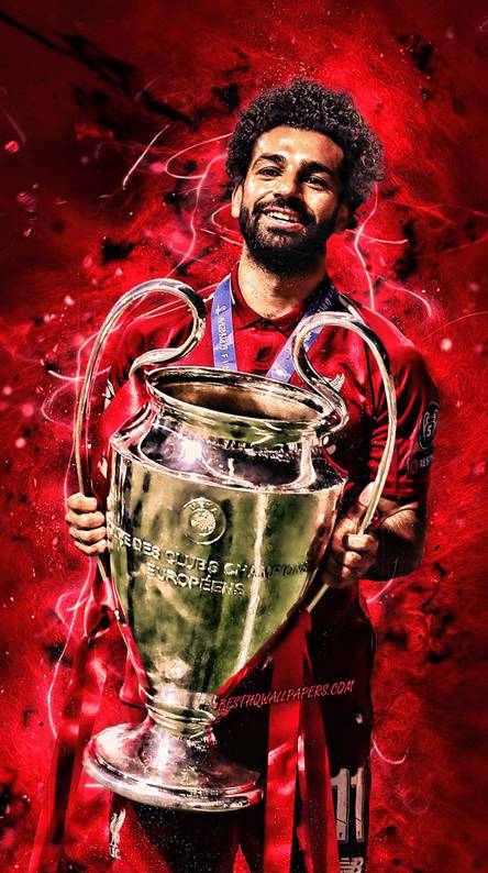 Mohamed Salah Wallpapers Free By Zedge