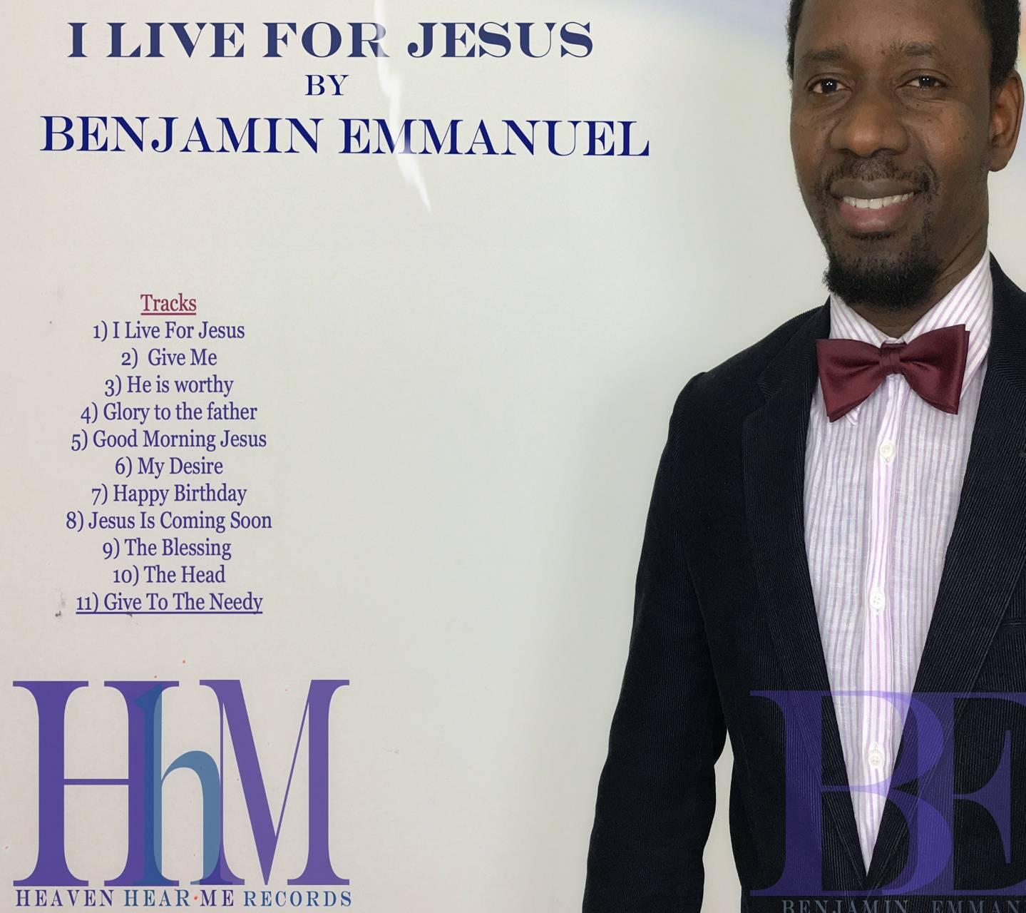 Benjamin Emmanuel