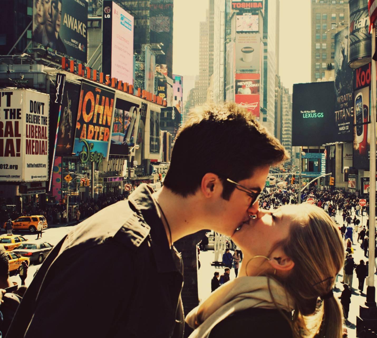 Kiss In Rush