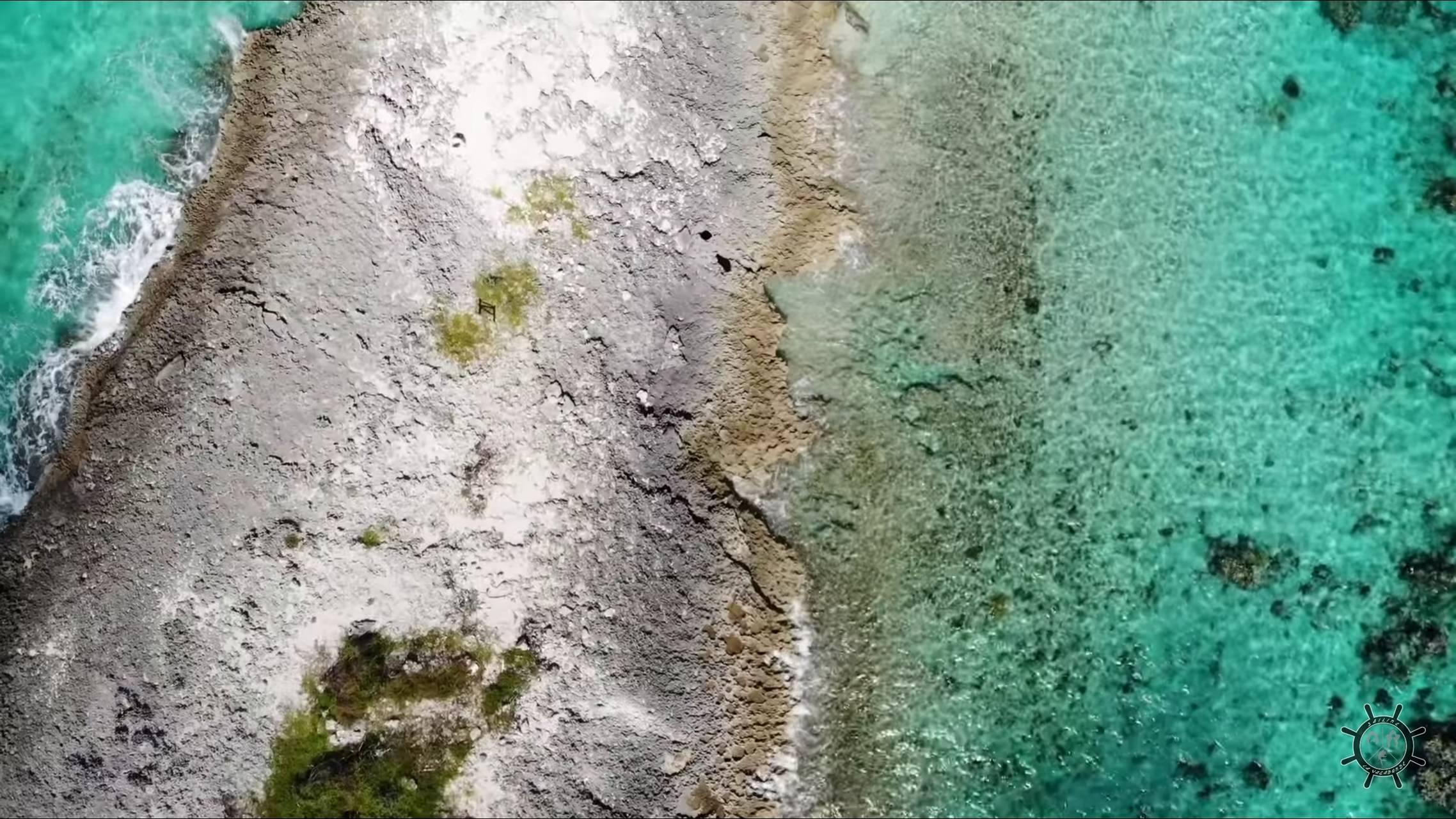 sea 4k drone view