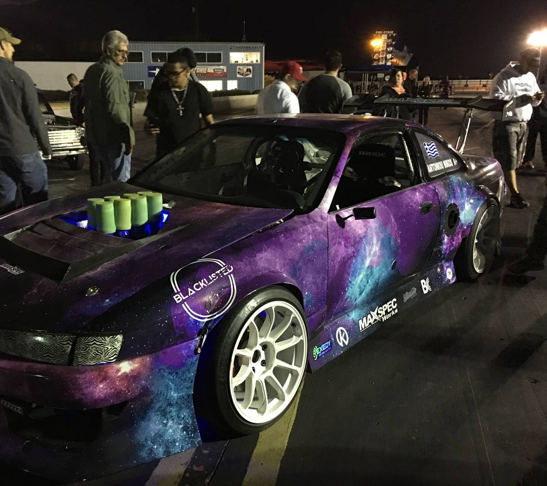 Celestial Drift Car