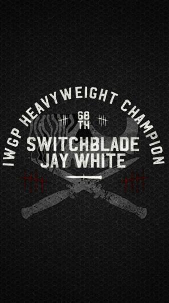 Jay White NJPW
