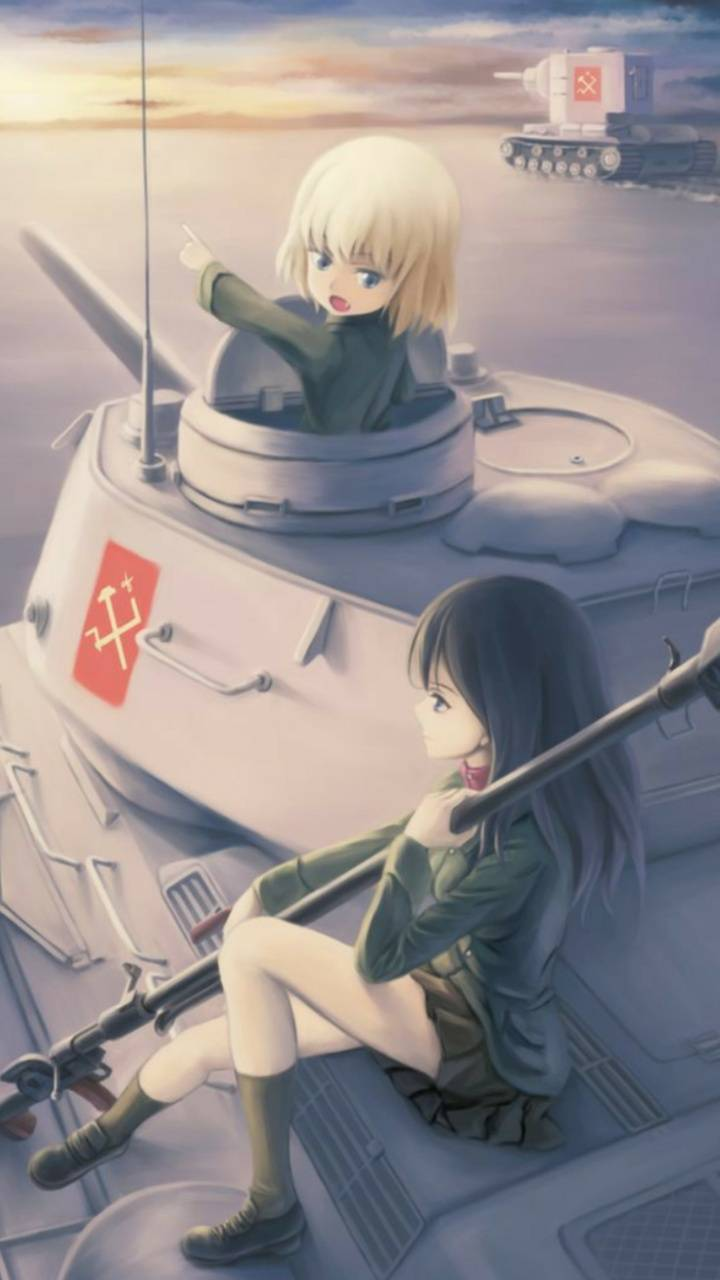 Katyusha Tank Match
