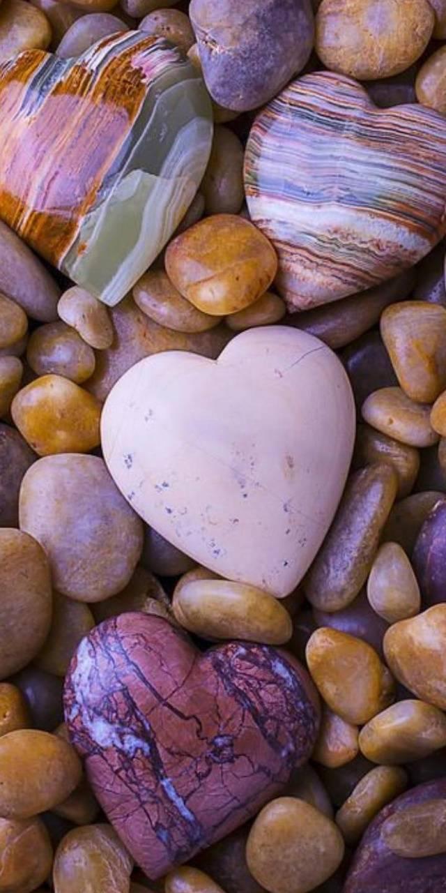 Stone of hearts