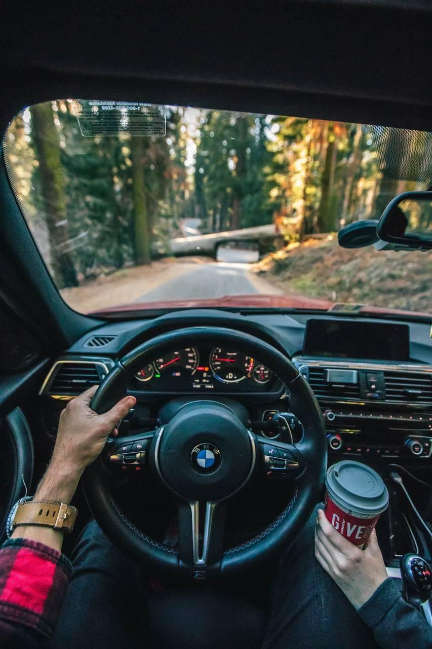 BMW journey