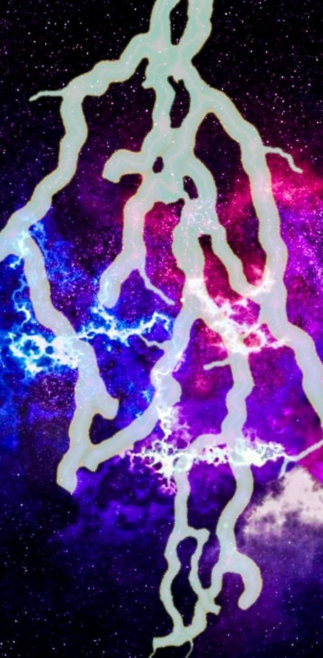 Lightning cosmos