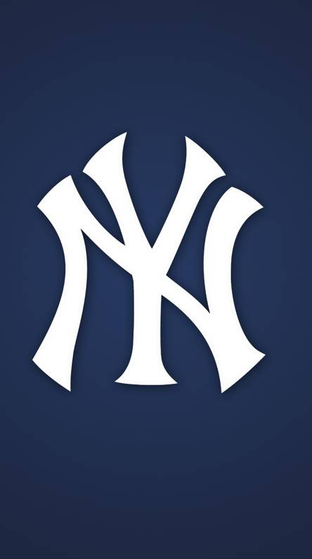 Yankees Logo Blue