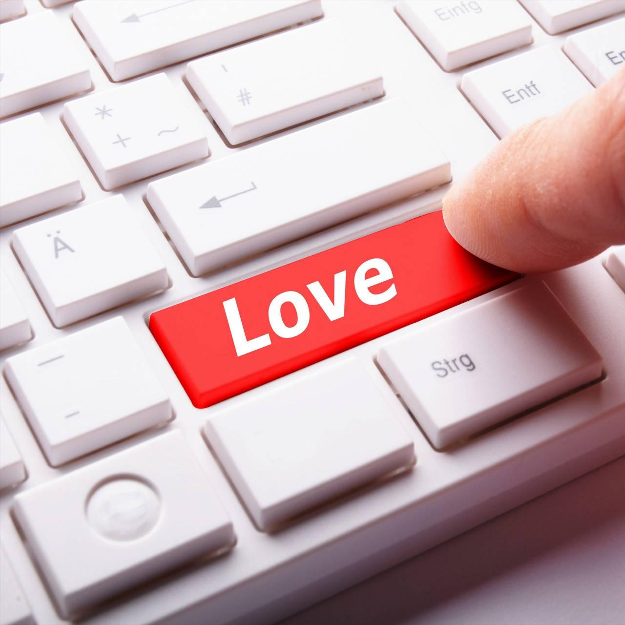 Enter Love Key