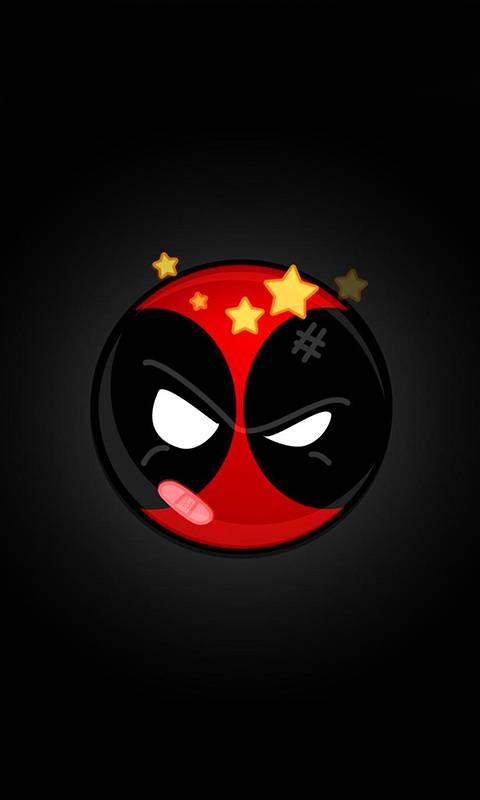 Deadpool Logo Wallpaper By Gontu 9d Free On Zedge