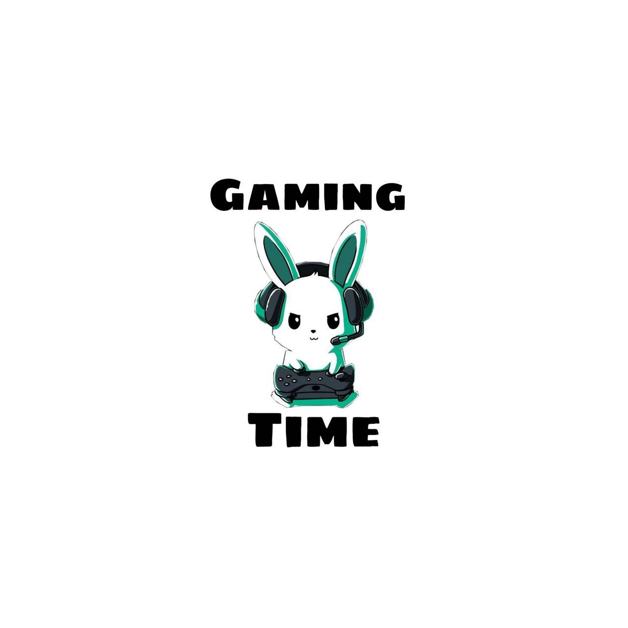 Bunny gamer