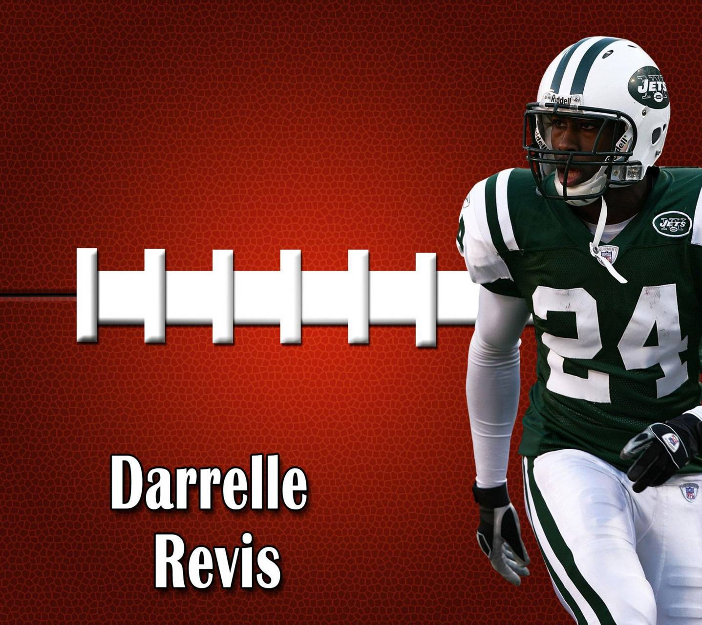 Darrelle Revis Jets