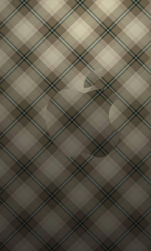 Apple In Fabric