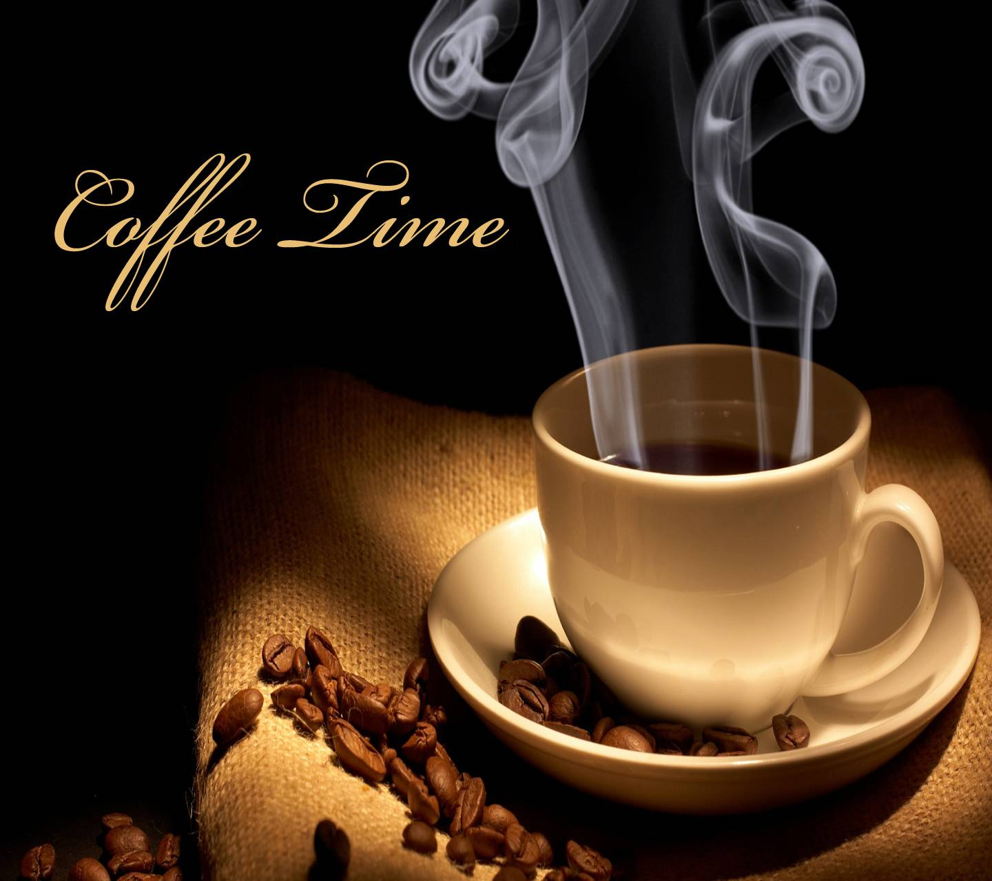 Coffee Time wallpaper by _Savanna_ - 15 - Free on ZEDGE™