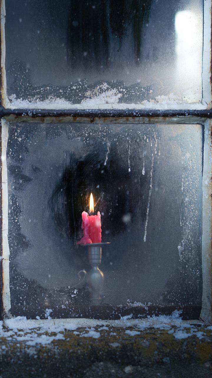 Candle for hope