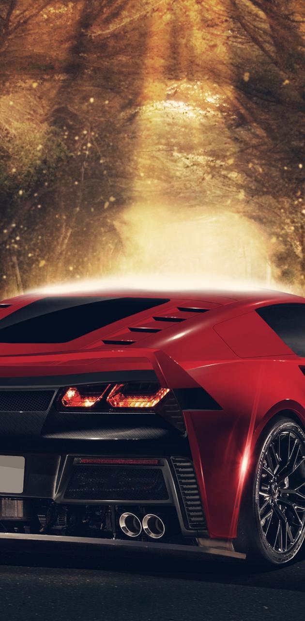 Zora Corvette