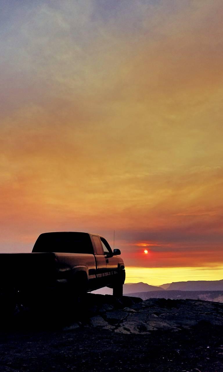 Chevy Sunset