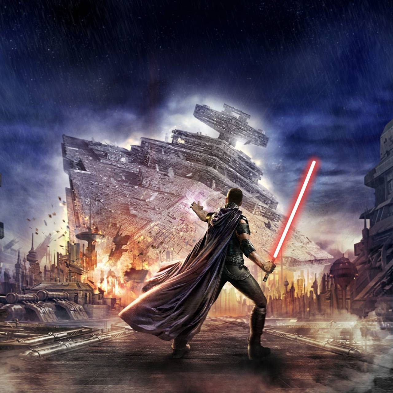 The Force Unleashed Wallpaper By Maniacboy777 03 Free On Zedge