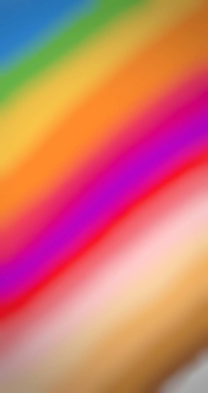 4k Colorful Blur