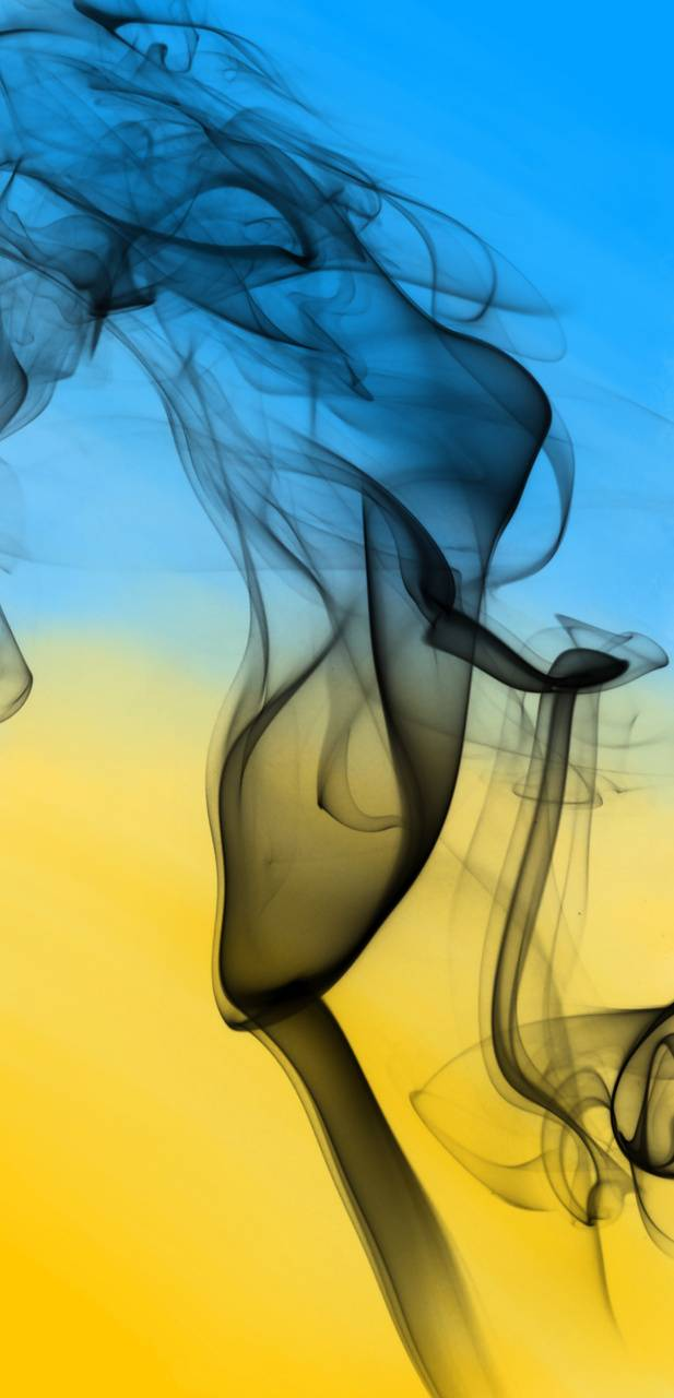 Blue Yellow Smoke