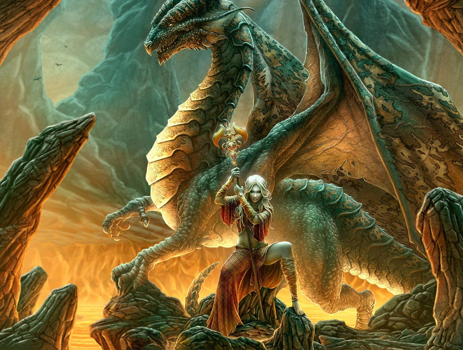 Beautiful Dragon 2