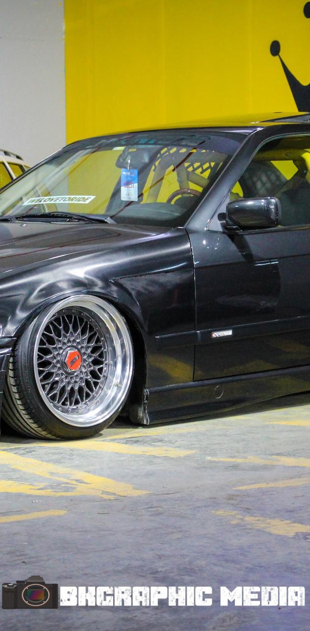 SLAMMED CAR E36 - HD
