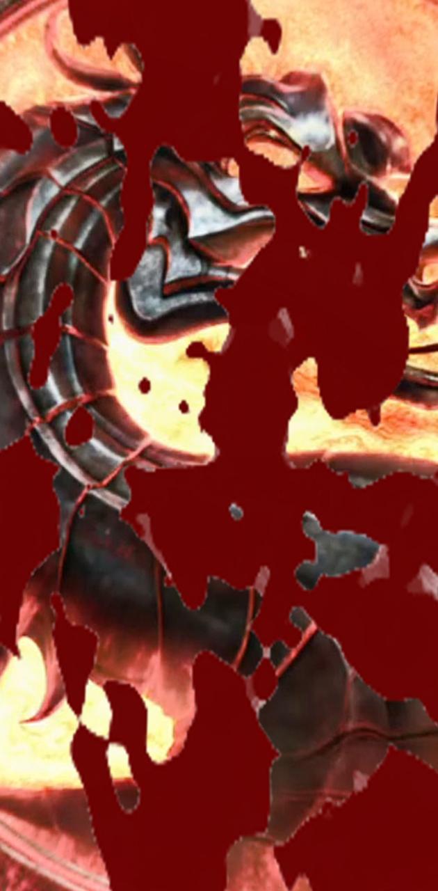 M K Blood Logo