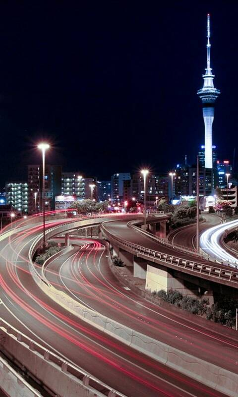 Amazing City Night