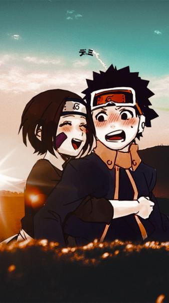 Obito and Rin