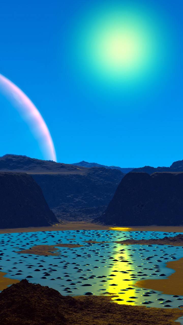 sun blue