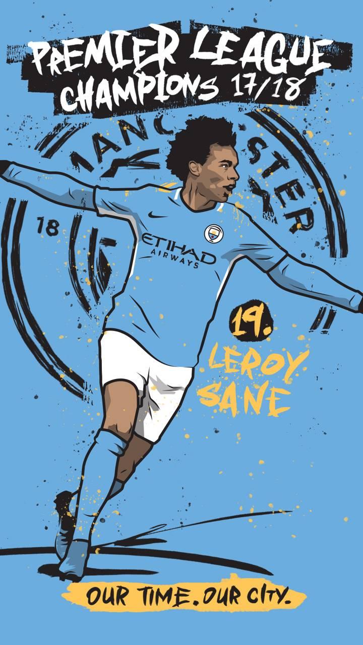 Leroy Sane 19
