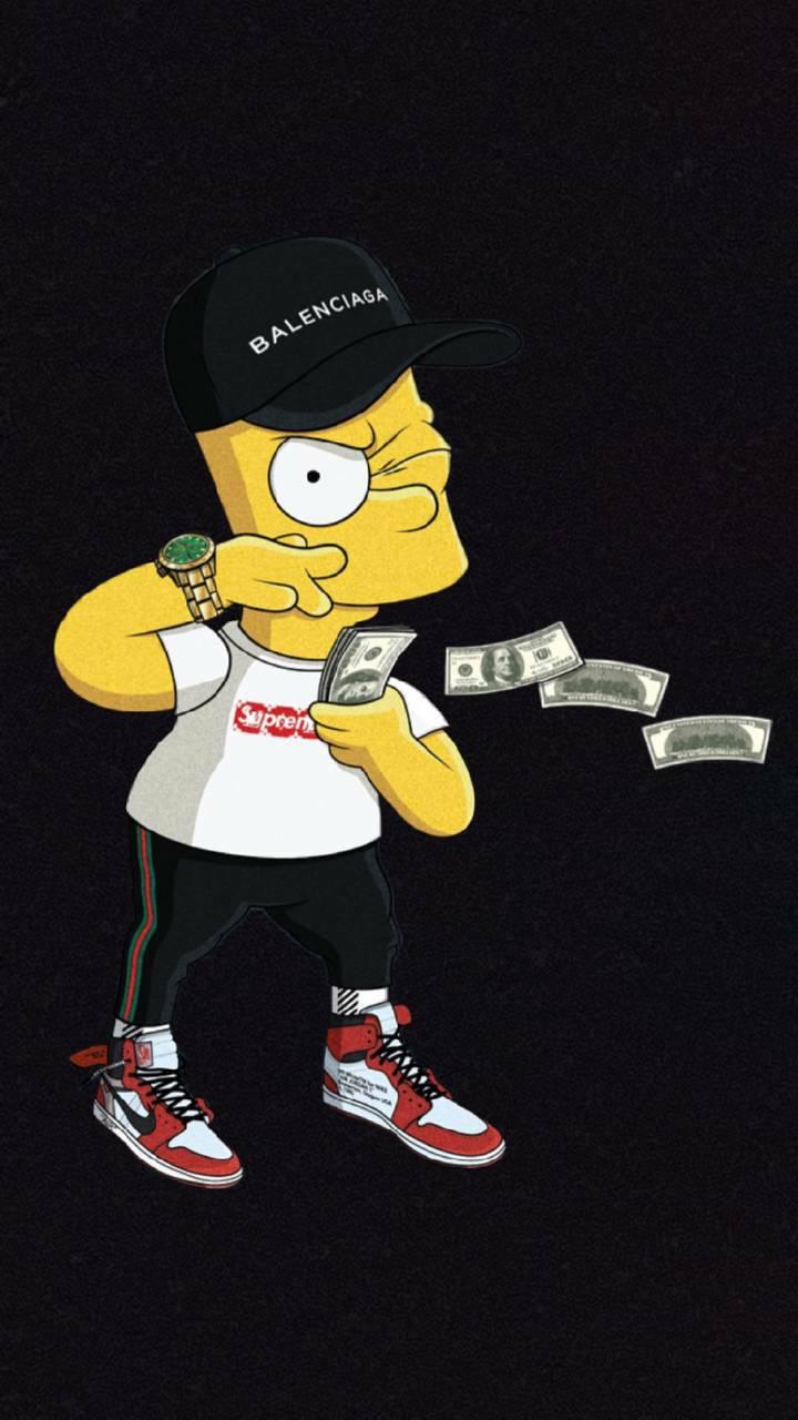 Bart hypebeast