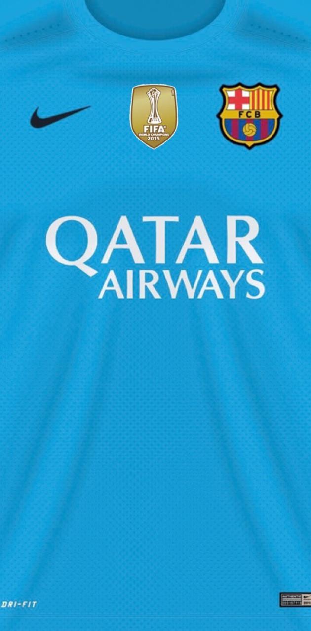 Barcelona kit 3