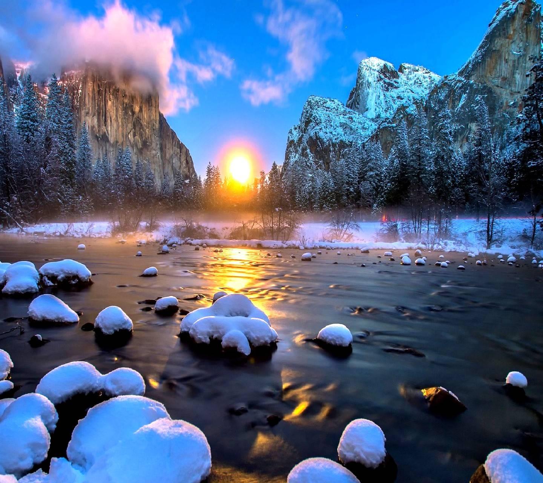 Winter ------------