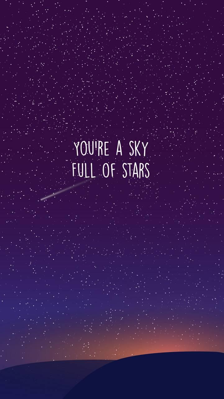 Sky Full Of Stars Wallpaper By Anurag7771 05 Free On Zedge