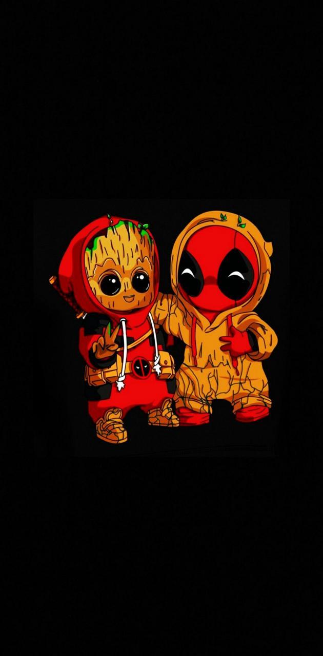 Groot - Deadpool