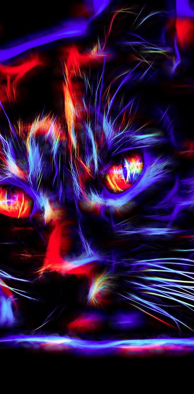 Abstract Kitty