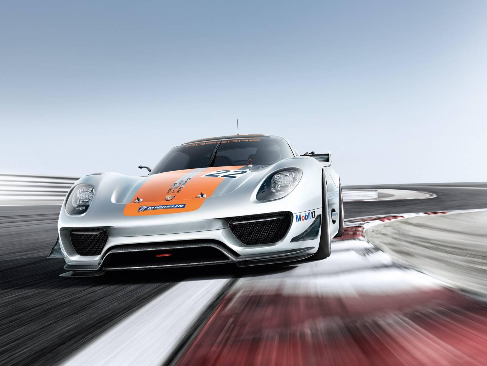 2011 Porsche 918