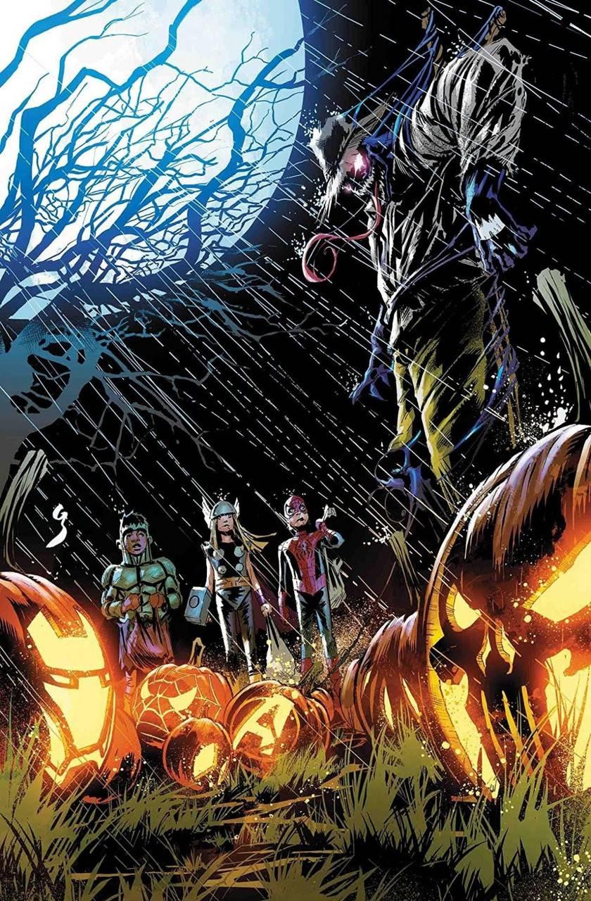 Halloween Scary Kids