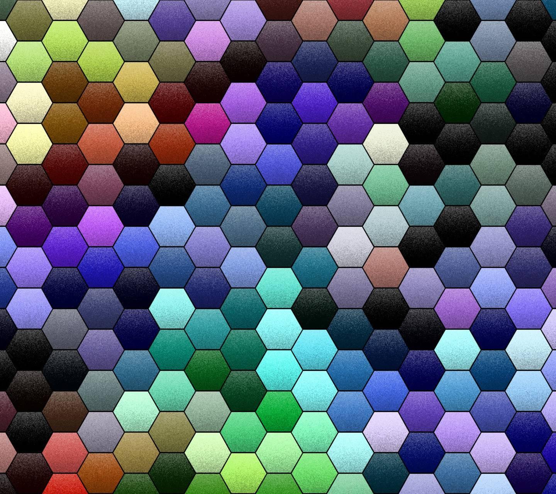Hex Texture