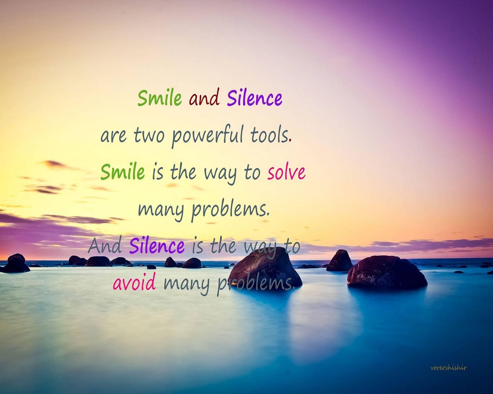 Smile n Silence