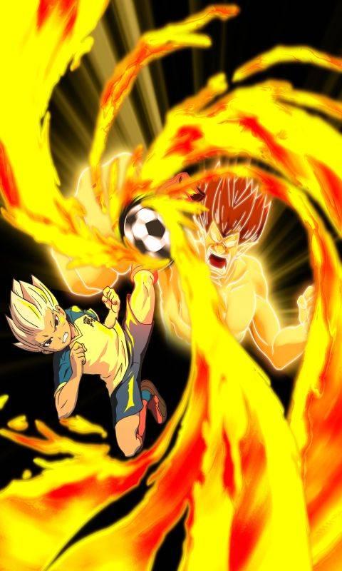 Inazuma Eleven Blaze
