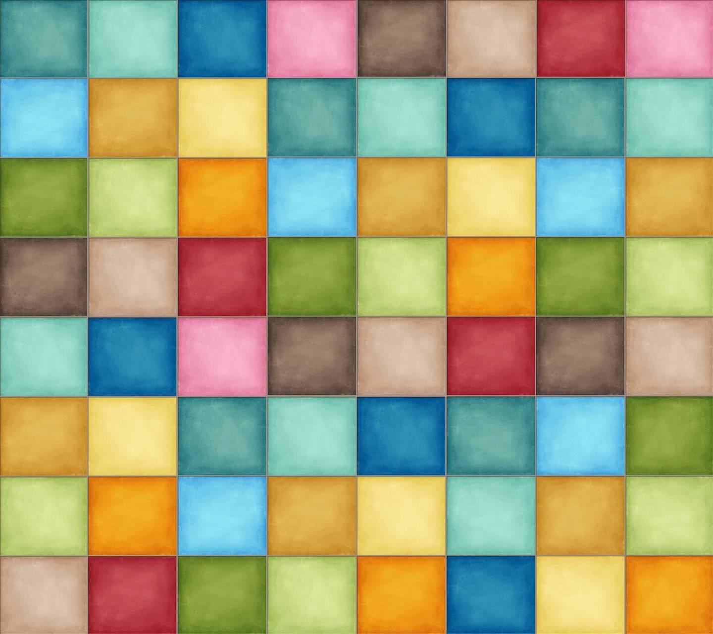 Multicolored