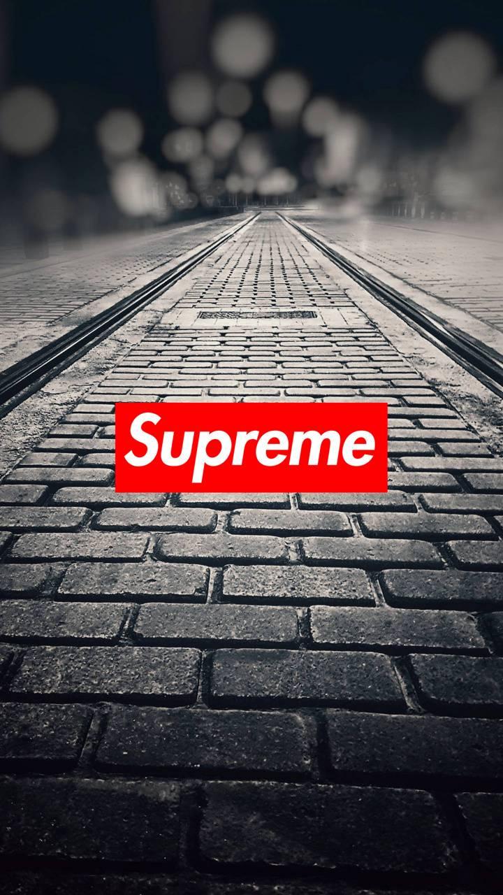 Supreme Brick Road