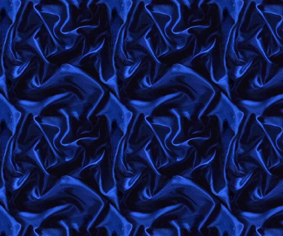 Blue Silk Sheets