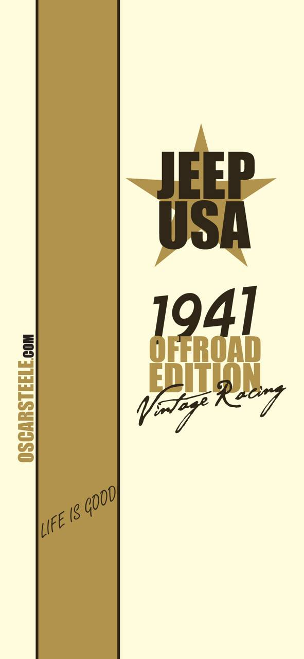 JEEP OFFROAD 1941