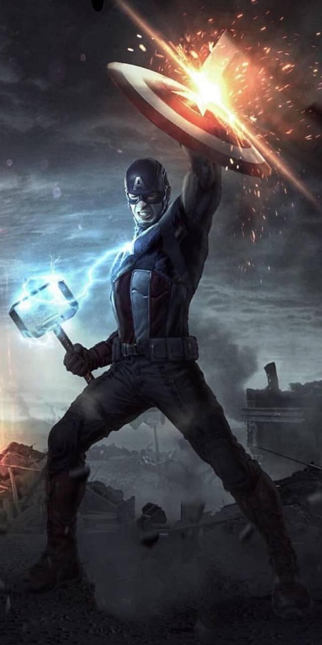 Captain America Wallpaper By Preet279 1c Free On Zedge