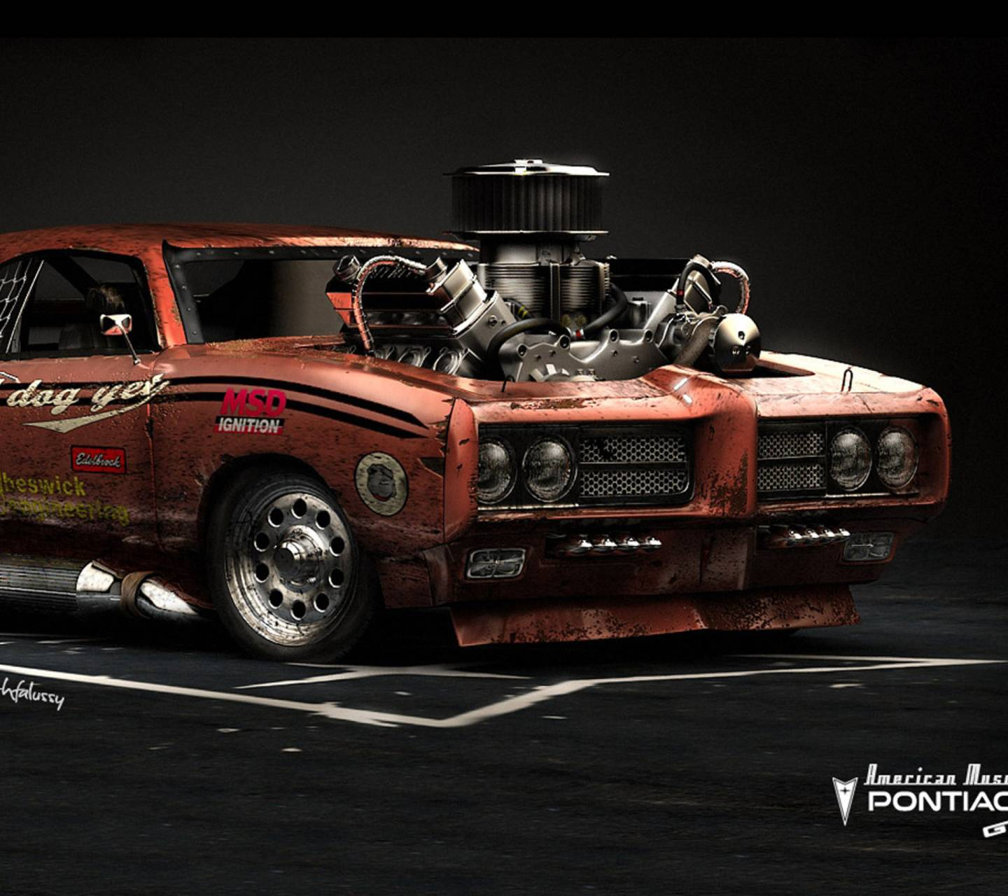 Pontiac GTO Monster